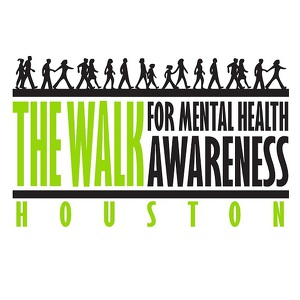 The Walk for Mentl Health Awareness - Houston